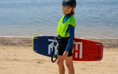 Kinder und Kitesurfen – Die 8 wichtigsten Tipps