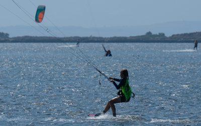 Wie lange dauert es, Kitesurfen zu lernen?
