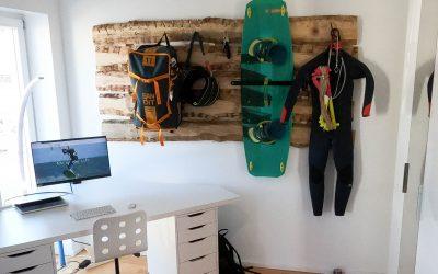 Kite-Storage de luxe