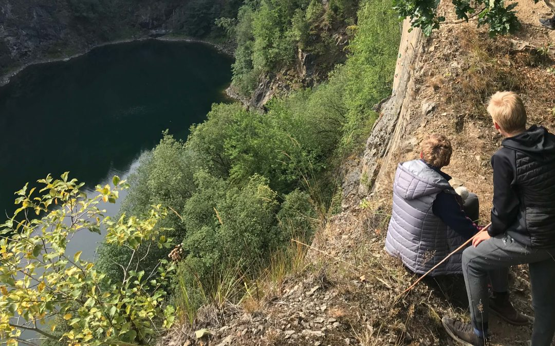 Familienabenteuer Bergsee – Action mal anders